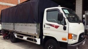 Xe tải Hyundai HD99 Ben 5 tấn