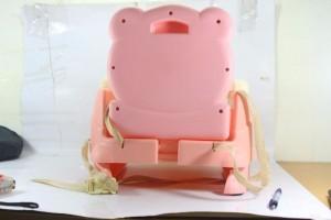 Xả hàng Ghế ngồi ăn cho bé Teddy màu hồng