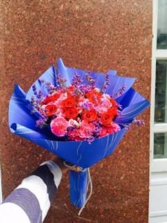 Hoa tươi sinh nhật đẹp rẻ tại TP.HCM - GSN048