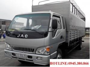 Mua xe JAC 8.45t được tặng điều hòa chính hãng