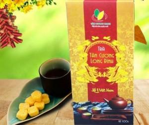 Trà Thái Nguyên loại móc câu, trà búp tôm, trà thượng hạng
