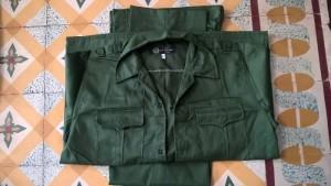 Quần áo bộ đội K03
