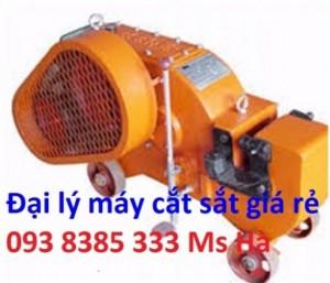 Đại lý phân phối máy cắt sắt GQ50( 4kw/380) chính hãng, Bán máy cắt sắt GQ50 giá rẻ toàn quốc