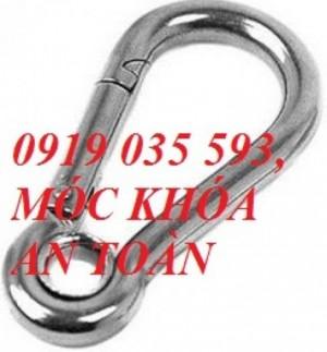 Móc sắt an toàn cho công trình, móc lưới an toàn, móc khóa an toàn