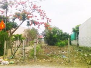 Cho thuê đất mặt tiền Hương lộ 11, 310m2,...