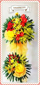Hoa Chúc Mừng Khai Trương - KT138