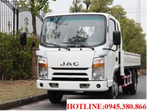 Xe tải JAC 1.99 tấn giá cực tốt, ưu đãi khủng lên đến 40 triệu