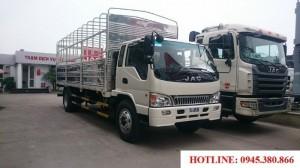Xe tải JAC 8.45t giá cực tốt,ưu đãi khủng từ công ty JAC Việt Nam
