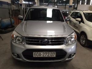 Bán Ford Everes sx 2013 màu bạc sx 2013
