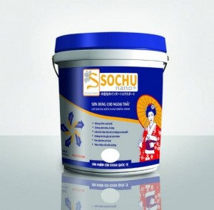 Tìm nhà phân phối , đại lý cấp 1 độc quyền sơn cao cấp SOCHUnano+