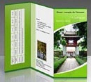 Chuyên in ấn sổ tay, sổ note, sản xuất sổ da, giả da, lịch độc quyền,  tờ rơi, brochure