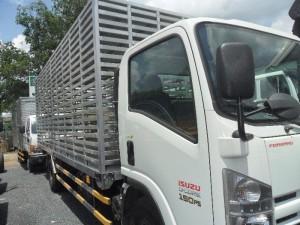 Xe tải Isuzu 5.5 tấn NQR75M – Thùng chở Gà, chở vịt