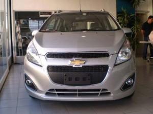 Ưu đãi lớn khi mua Chevrolet Spark 1.2LT