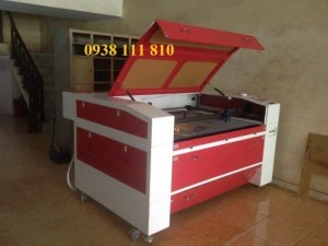 Máy laser 1610 , máy laser cắt vải , máy lasser khắc dấu , máy khắc dấu