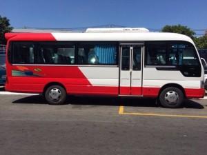 Giá xe khách 29 chỗ hyundai county nhập khẩu...