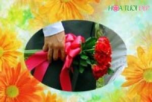 Hoa cưới đơn giản - HC007