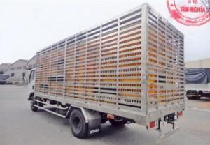Giá Xe tải isuzu 5 tấn NQR 75m Thùng chở Gà, vịt