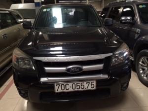 Ford Ranger XL màu đen 2k9
