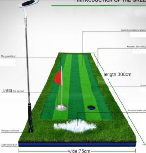Putting green golf mút xốp cao cấp