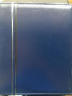 Album đựng tiền giấy PCCB loại 1 bằng da