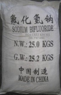 Sodium Bifluoride, xi mạ, chất bảo quản, sản xuất thủy tinh, Natri Bifluoride, NaHF2