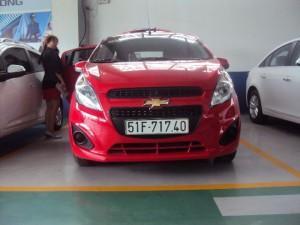 Rẻ nhất Sài Gòn.Chevrolet Spark LT 1.2 mới 2016
