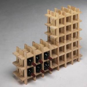 Nhận làm kệ rượu bằng gỗ đẹp - sang trọng