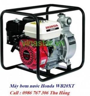 Cần bán máy bơm nước chạy xăng honda,máy bơm nước honda WB20XT giá rẻ.
