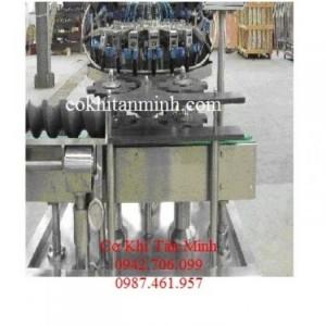 Máy rửa chai tự động