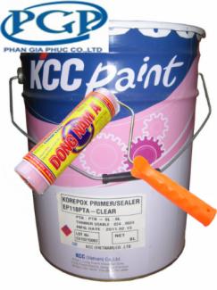 Hãng sơn epoxy kcc số 1 hàn quốc.