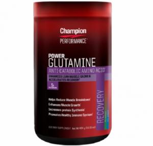 Glutamin - thức uống tăng cân từ Mỹ