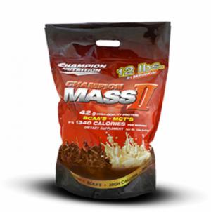 Thức uống tăng cân Champion Mass II