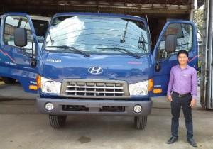 Xe tải huyndai hd800 tải trọng 8 tấn giao xe trong tháng 7 !!!