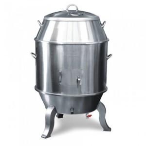 Lò quay vịt dùng gas 80 giá tốt nhất