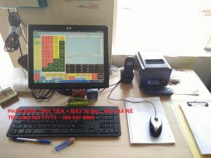 Lắp phần mềm tính tiền nhà hàng giá rẻ tận nơi tại Phan Thiết