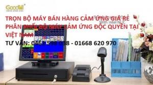 Combo phần mềm bán hàng tính tiền giá rẻ nhất tại quận Hoàng Mai, Long Biên, Tây Hồ Hà Nội