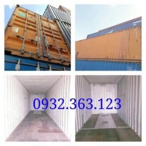 Container giá rẻ lại đẹp