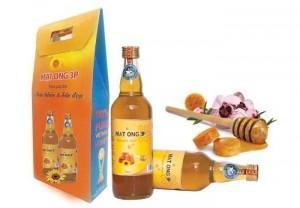 Bán mật ong, sữa ong chúa
