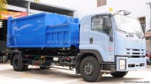 Giá xe tải 9 tấn Isuzu FVR34Q  2016