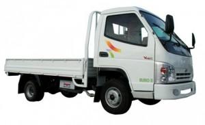 Bán xe veam puma sx 2012 1.9t thùng lửng