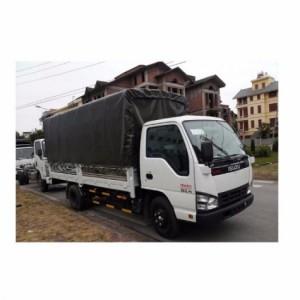 Bán Xe tải isuzu 9 tấn dài FVR34Q 2016 mui bạt ở Tp.HCM