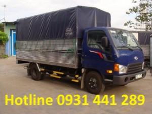 Bán xe hyundai 8 tấn có hỗ trợ mua trả góp