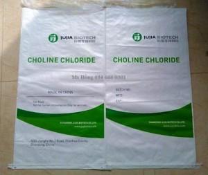 Choline Chloride, thức ăn chăn nuôi, thủy sản, Choline Chloride 60%, Choline Chloride 60, Choline, Choline 60%, Choline 60, Vitamin B4