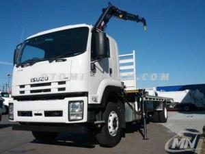 Tổng đại lý Isuzu Miền Nam bán xe trả góp Isuzu FVR34Q 9 tấn dài