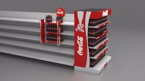 Thiết kế thi công sản xuất đầu kệ siêu thị Gondola Head