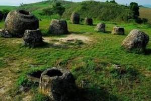 Du lịch Viên Chăn Luông prabang cánh đồng chum 6 ngày