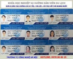 Hải Phòng: Khóa học Nghiệp vụ Du lịch, cấp chứng chỉ hoàn thiện hồ sơ cấp THẺ HDV