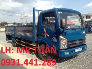 Bán xe tải veam vt340 3 tấn 5 giá rẻ nhất miền nam