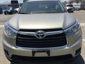 Toyota Highlander 2.7 2k16,nhập chính ngạch