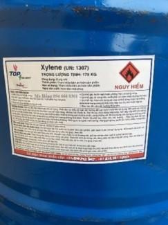 Xylene, dung môi sơn, sản xuất thuốc trừ sâu, keo dán cao su, Xylol